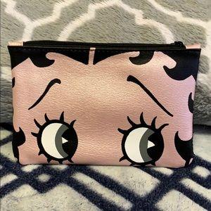 Betty Boop Ipsy Make-up bag